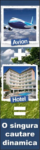 Pachete Avion +Hotel