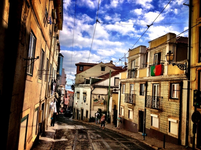 Portugalia. O toamna magica!