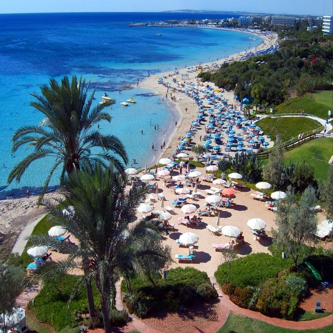 Revelion in Cipru!
