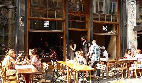 CAFE Intalnirea unica Belgia