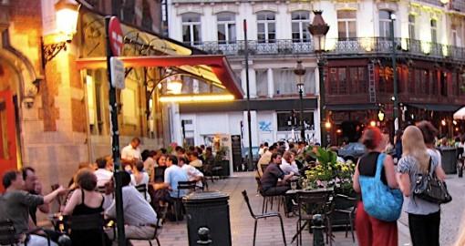 CAFE Intalnirea unica Belgia)