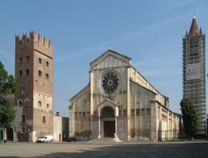 Verona_Zeno maggiore basilica